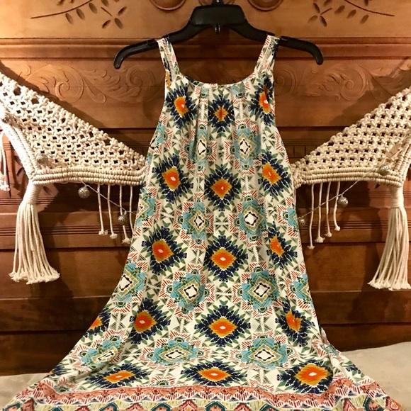 Spense Dresses & Skirts - Spense Bohemian Dress/Tunic 🍄